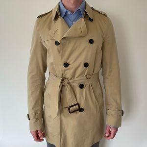 Authentic Burberry Trench Coat   Men's Kensington